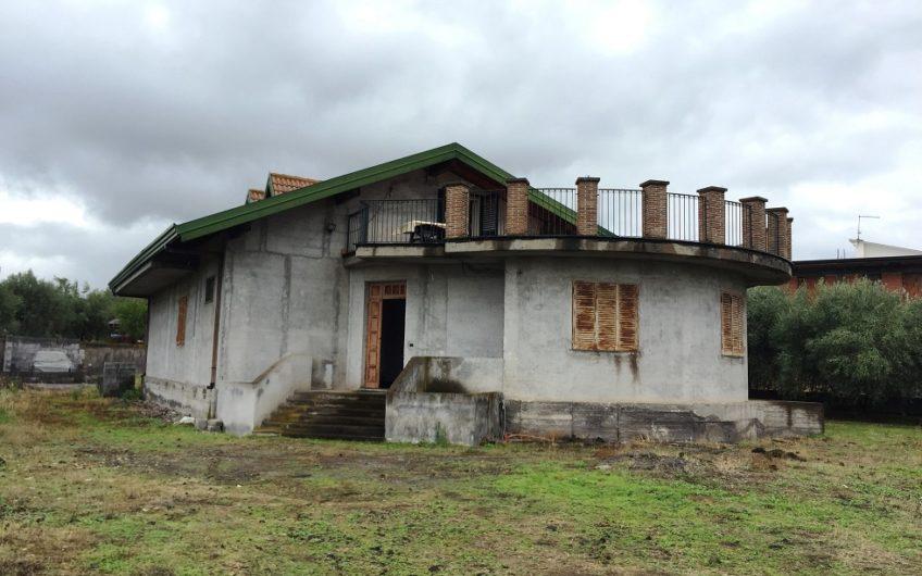 H-073 BELPASSO C.DA PALAZZOLO – VIA G. D'ANNUNZIO