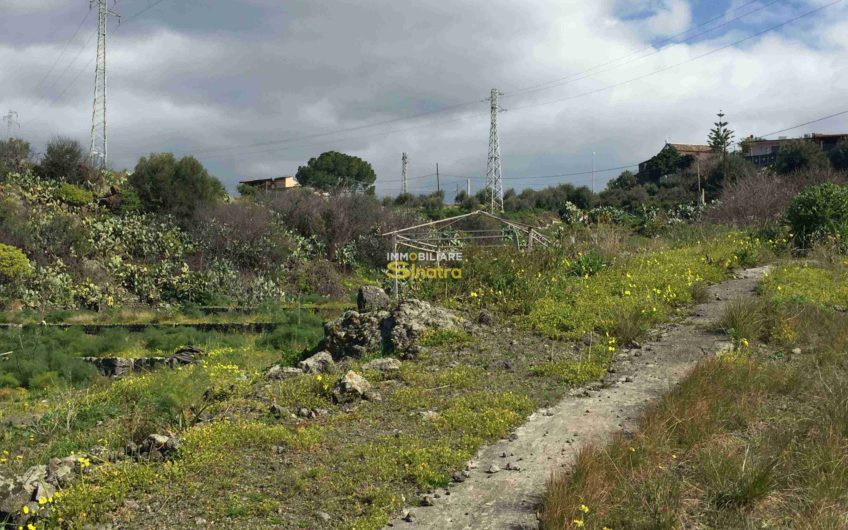 I-206 PATERNO' – C.DA SCALILLI