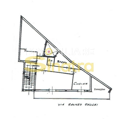 A-654 PATERNO' – VIA GALILEO GALILEI (ZONA MAZZINI)