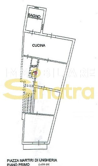 A-651-652 PATERNO' – PIAZZA MARTIRI D'UNGHERIA