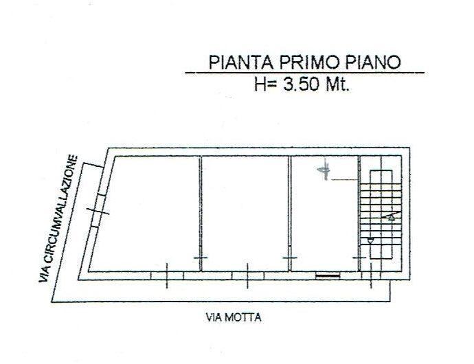 B-369 PATERNO' – VIA CIRCUMVALLAZIONE Angolo VIA MOTTA
