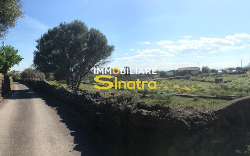 I-207 PATERNO' – CONTRADA PISPISI
