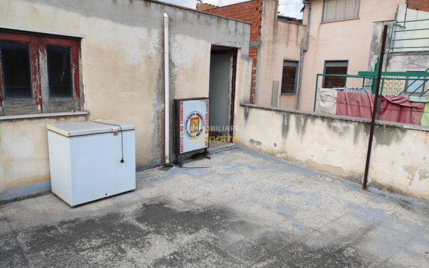 B-393 PATERNO' – VIA COSENTINO (Zona Quattrocanti)
